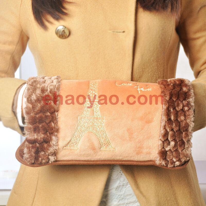 美家宝电暖袋 暖手宝暖肚子电暖器电热水袋 MXD-328D