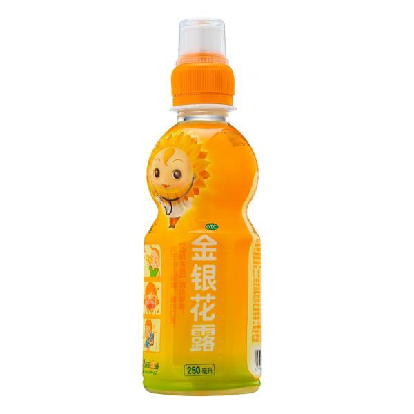 小葵花 金银花露(塑瓶)(儿) 250ml