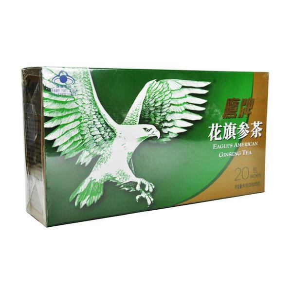 鹰牌 花旗参茶(普装) 3g*20包