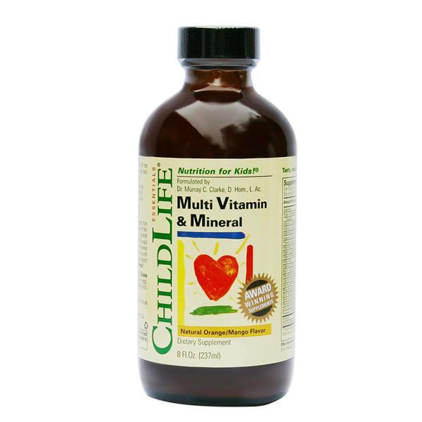Childlife 童年时光 多种维生素营养液 瓶