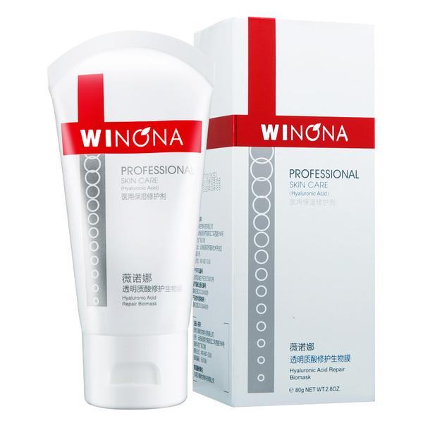 薇诺娜 透明质酸修护生物膜 80g