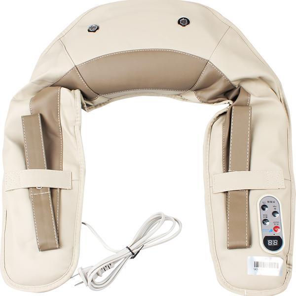 科亚按摩披肩KY-909 仿人工捶打颈椎腰部腰腿痛按摩器