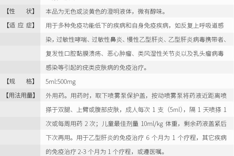 近效期批次)冕益康 盐酸左旋咪唑搽剂 5ml:500mg