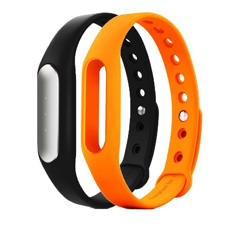 小米(MI)运动手环光感版 +橙色腕带