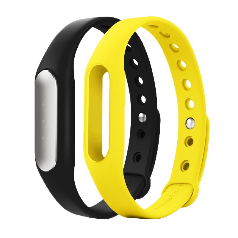 小米运动手环光感版 +黄色腕带