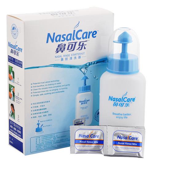 鼻可乐 鼻腔清洗器(鼻可乐)(洗鼻剂) 3.5g*30袋
