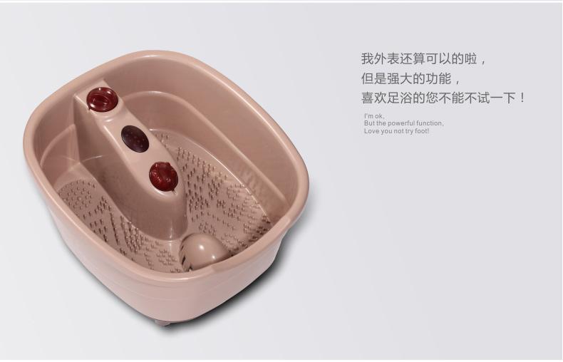 科亚按摩足浴盆温惠型KY-2088 足底按摩养生泡脚盆