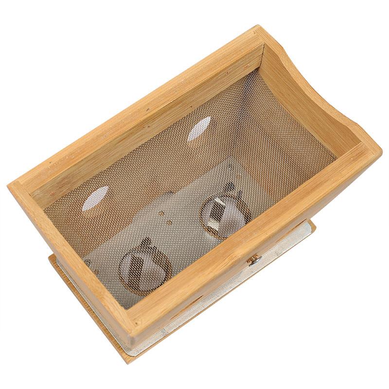 巢元方热敏灸盒 双孔艾灸盒温灸
