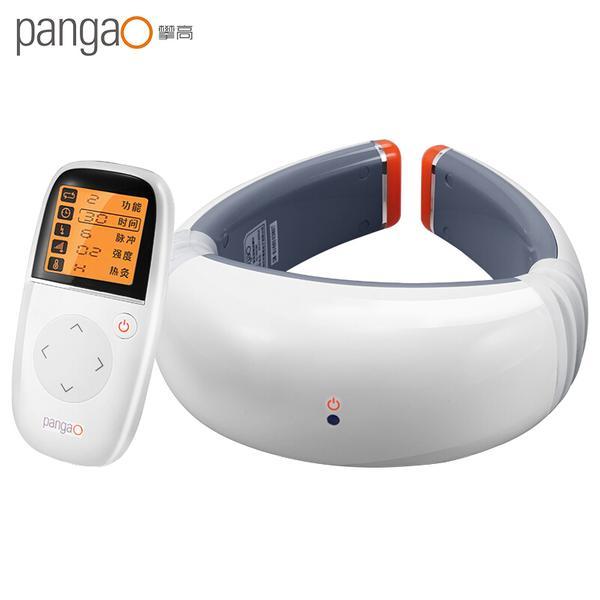 攀高智能颈椎按摩仪PG-2601B8低频颈椎治疗仪按摩器