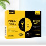 ANVC ANVC酩酊解酒组合套装 酒前3片/包  酒后冲剂10包