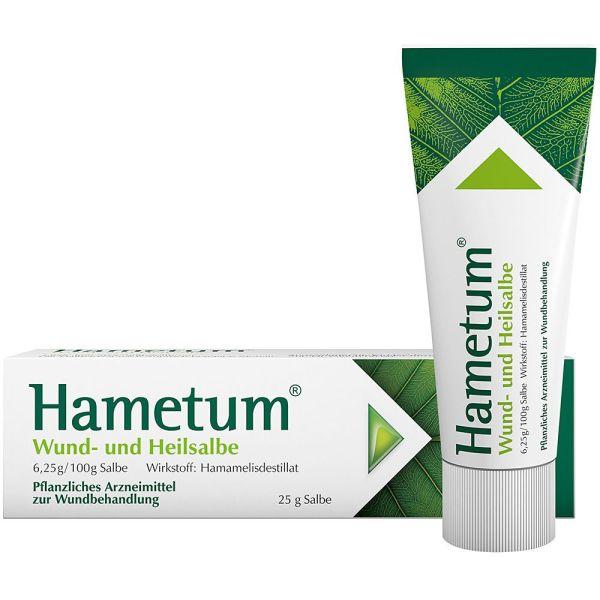 Hametum®金缕梅 伤口愈合软膏 25g