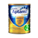 澳洲直邮 Aptamil爱他美金装婴幼儿牛奶粉 二段 900g*3罐