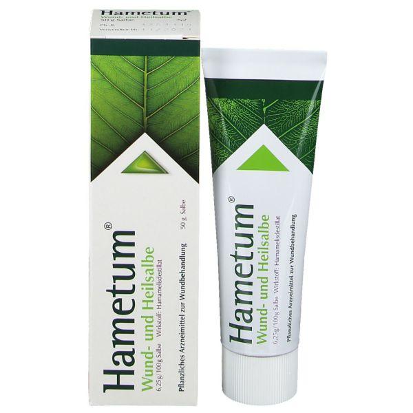 Hametum®金缕梅 伤口愈合软膏 50g