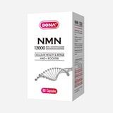 BONA博纳 NMN 烟酰胺单核苷酸胶囊 60粒