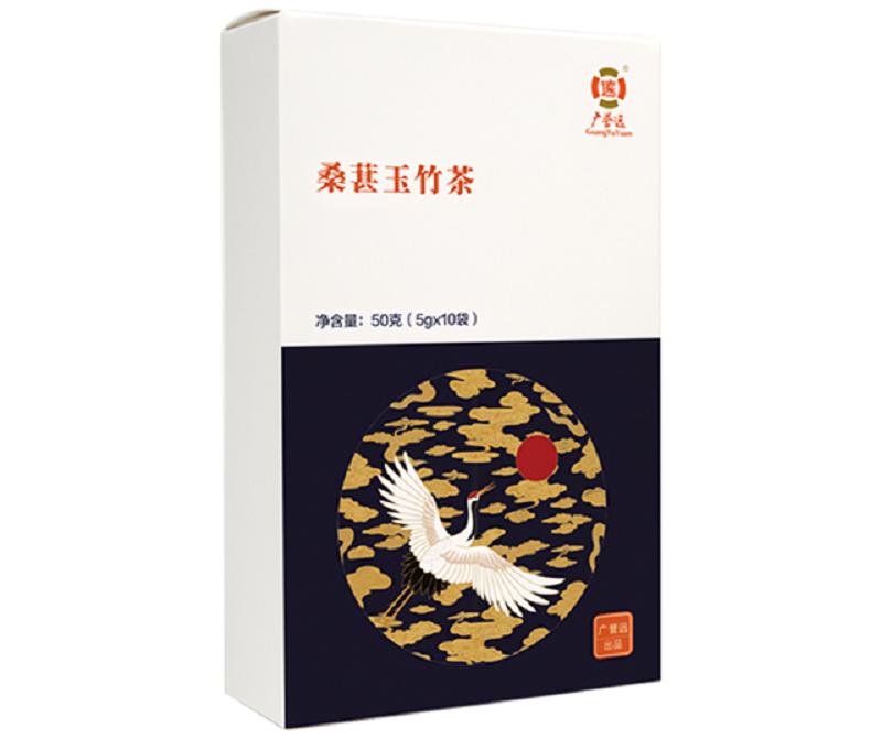 广誉远 桑葚玉竹茶 50g(5g*10袋)