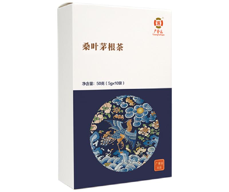 广誉远 桑叶茅根茶 50g(5g*10袋)